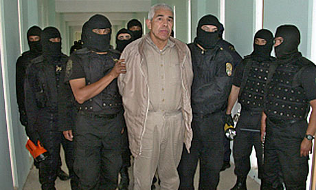 Rafael Released from Prison